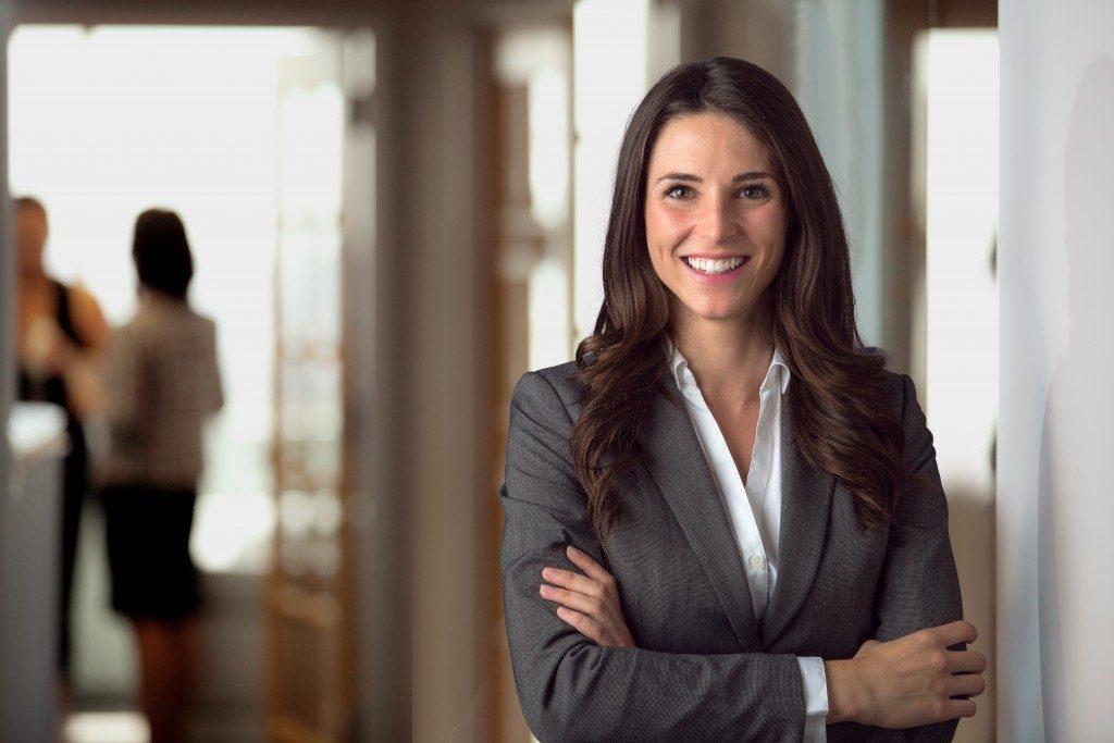 Female attorney